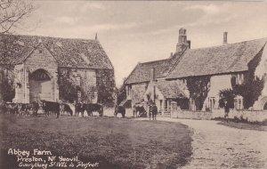 ST. IVEL , England , 00-10s ; Abbey Farm #2 ; TUCK