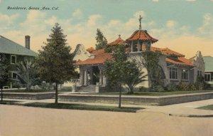 SANTA ANA , California , 00-10s ; Residence