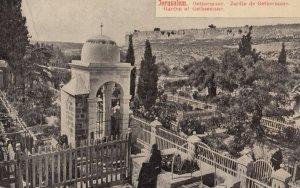JERUSALEM , Israel , 1900-10s ; Garden of Gethsemane
