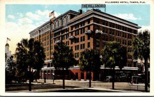 Florida Tampa The Hillsboro Hotel 1924 Curteich