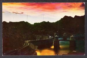 Sunset Over Hoover Dam BIN