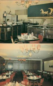 HAMILTON , Ontario , 1940-60s; Coach Room, Fennel Square Restaurant & Tavern