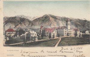 LOGAN , Utah, 1909 ; Agricultural College