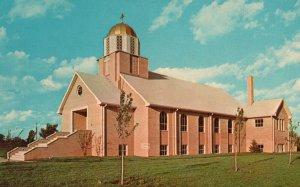 East Lansing, MI, St. Andrew Orthodox Catholic Church, Vintage Postcard h3606