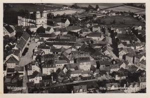 RP, Bird's Eye View, WALDSASSEN (Bavaria), Germany, 1920-40s