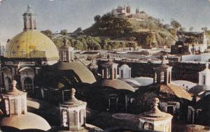 Cholula, Mexico, Early Postcard, Unused