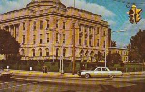 Ohio Wilmington Clinton County Court House