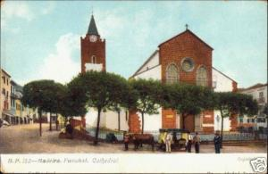 portugal, MADEIRA, Funchal, Cathedral (1910s)