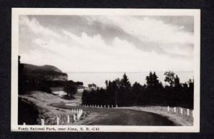 NB Fundy National Park nr Alma NEW BRUNSWICK Canada Postcard Carte Postale