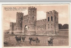 Somerset; Sham Castle PPC By R Wilkinson, 1911, To Bert, Oxford St, London