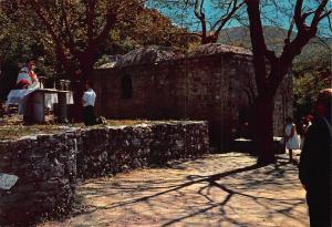 Turkey Egenin Incisi Izmir Ephesus House of the Virgin Mary Postcard
