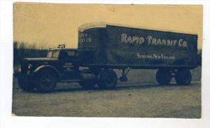 #139 Rapid Transit Co SEMI RIG