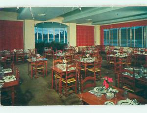 Pre-1980 WINDING BROOK LODGE RESTAURANT Keene New Hampshire NH J7665