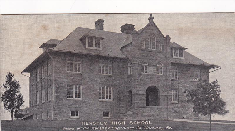 Hershey High School , HERSHEY , Pennsylvania , 00-10s