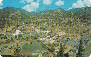 Colorado Rocky Mountain National Park Town Of Estes Park