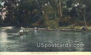 Blue River Kansas City MO 1908