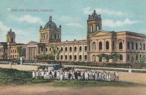 KARACHI , Pakistan , 00-10s ; Sind Art College