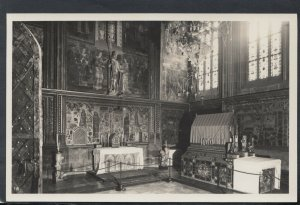 Czech Republic Postcard - Praha - St Wenceslas Chapel  RS20634
