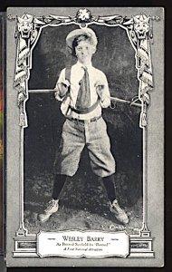 USA Silent Movie Stars Wesley Brry Sheffer Kings & Qieens Series 1922