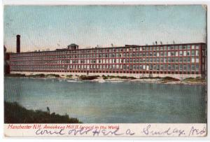 Amoskeag Mill II, Manchester NH