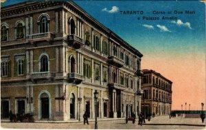 CPM Taranto Corso ai Due Mari e Palazzo Amelio ITALY (802773)
