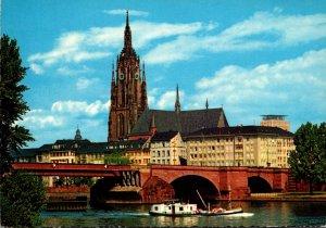 Germany Frankfurt Der Dom