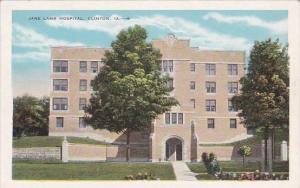 Jane Lamb Hospital Clinton Iowa