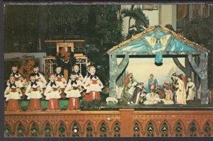 The Christman Crib,Saint John's Cathedral,Fresno,CA