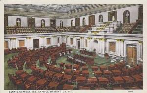 Washington Dc Senate Chamber