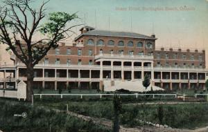 BURLINGTON BEACH , Ontario , Canada , 1908 ; Brant Hotel