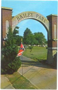 Bailey Park Humbolt  Tennessee TN