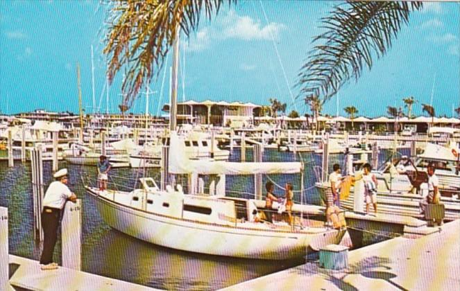 Florida St Petersburg Yacht Basin