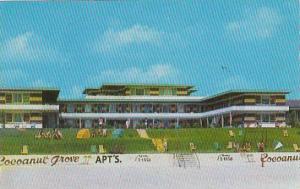 Florida Daytona Cocoanut Grove Apartments