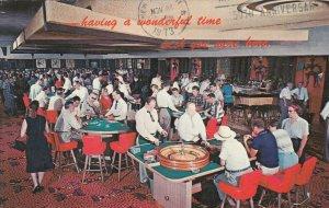 LAS VEGAS, Nevada, 50-60s; Gambling Casino