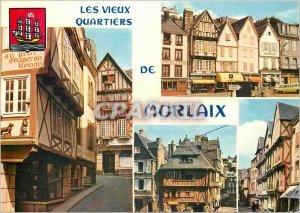 Postcard Modern Old Neighborhoods of Morlaix