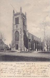 Trinity Church, Geneva, New York, PU-1906