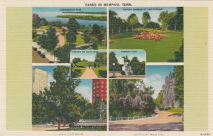MEMPHIS , Tennessee , 1930-40s ; Parks