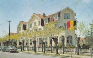 Knokke-Zoute , Belgium , 1950-60s ; Avenue Elisabeth