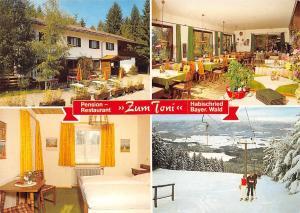 Pension Restaurant Zum Toni Habischried Bayer. Wald Bischofsmais