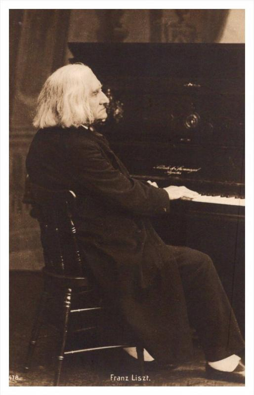 19345  Franz Liszt  pianist