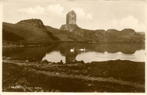 UK - Scotland, Kelso. Smailhome Tower  *RPPC