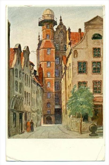 Berth. Hellingrath, DANZIG, Poland 1910s