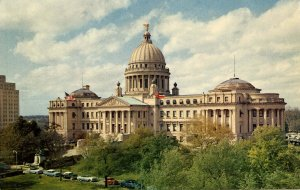 MS - Jackson. State Capitol