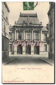 Old Postcard Nancy Salle Victor Pothel