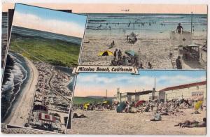 Mission Beach CA