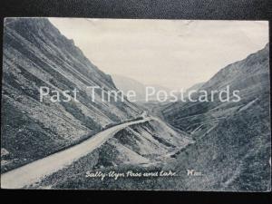 c1907 - Tally-Llyn, Pass and Lake