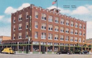 WACO, Texas, 30-40s, Kincaid Hotel, Uvalde
