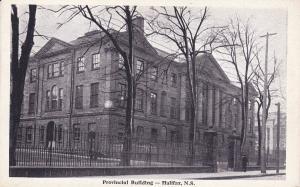 HALIFAX, Nova Scotia, Canada, 1900-1910´s; Provincial Bldg