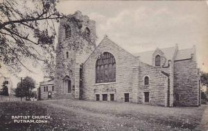 Baptist Church, Putnam, Connecticut, 1900-1910s