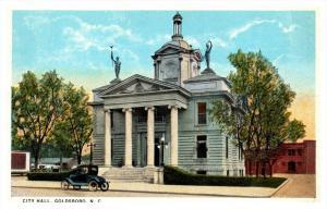 North Carolina Goldsboro , City Hall